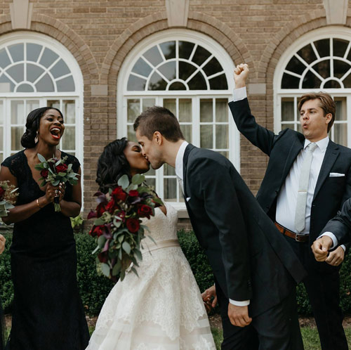 Wedding Socks - Celebrating Later