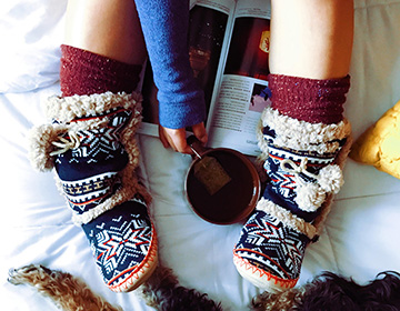 Cozy Winter Socks