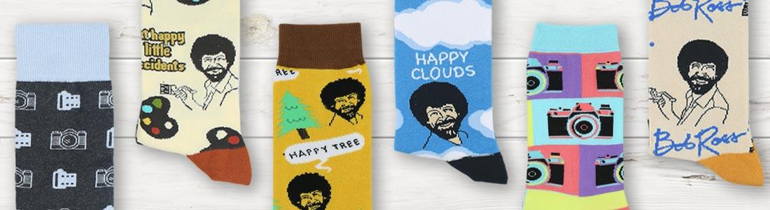 Example of Women's Artistic Socks from boldSOCKS