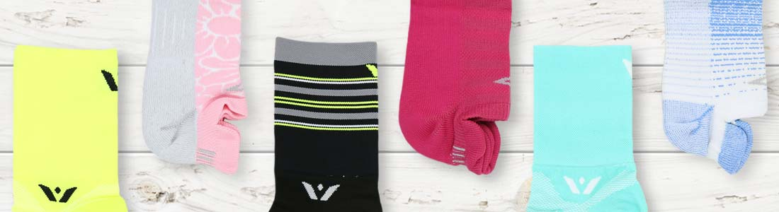 Example of Women's Everyday Athletic Socks from boldSOCKS
