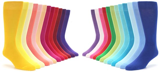 673764d42a083 Wholesale Solid Color Socks
