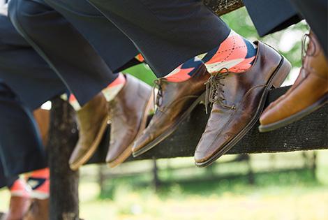 Coral and Navy Groomsmen Wedding Socks|Coral and Navy Wedding Groomsmen Socks|Coral and Navy Wedding Socks